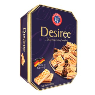 Bánh Xốp Chocolate Desiree 400g