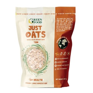 Yến Mạch Just Oats NK Chile(907g)